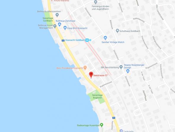 Adresse und Anfahrt